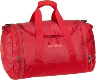 Tatonka Travel Duffle S - Red
