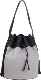 Skagen Mette Bucket Bag - Ink
