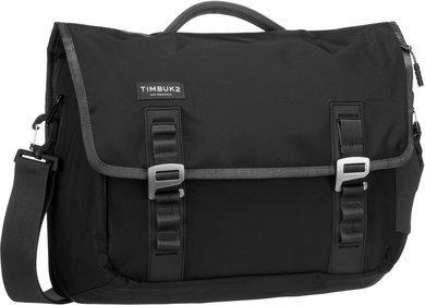 Notebooktasche / Tablet Command Laptop TSA-Friendly Messenger Bag S Jet Black (18 Liter) Timbuk2 Z1XQL