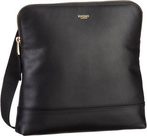 "Knomo Mayfair Luxe Woodstock 8"" - Black"