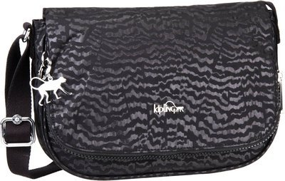 Kipling Earthbeat S - Black Garden