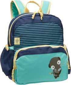 Lässig Wildlife Medium Backpack - Meerkat