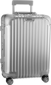 Rimowa Topas Cabin Multiwheel Trolley NG - Silber