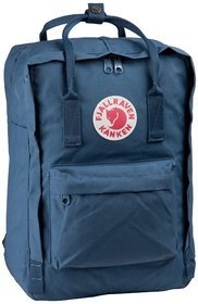 "Fjällräven Kanken Laptop 15"" - Royal Blue"