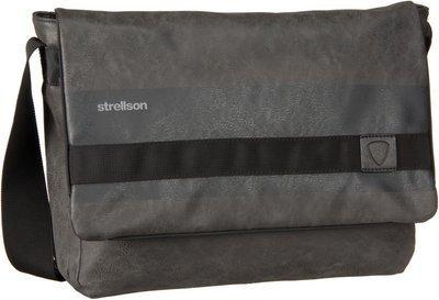 Strellson Umhängetasche Finchley Messenger LHF Dark Grey
