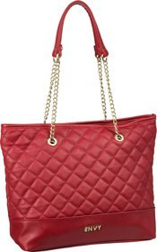House of Envy Preppy Shopper Paris - Red