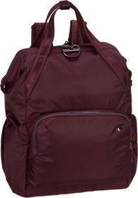 59d072947256a Rucksäcke · Rucksack   Daypack  Pacsafe. Pacsafe Citysafe CX Backpack -  Merlot