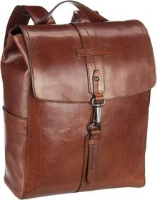 The Bridge Laptoprucksack Kallio Rucksack 3217 Marrone/Rutenio Scuro