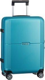 Samsonite Trolley + Koffer Orfeo Spinner 55 Blue Lagoon (37 Liter)