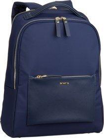 Samsonite Laptoprucksack Zalia Backpack 14.1'' Dark Blue (13 Liter)