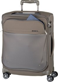 Trolley + Koffer B-Lite Icon Spinner 55/40 Dark Sand (39 Liter) Samsonite TVrJF