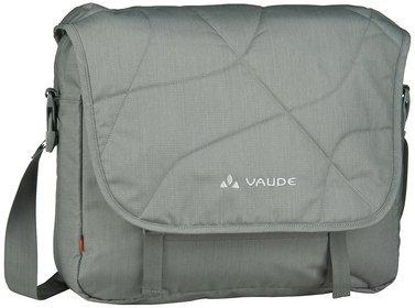 Notebooktasche / Tablet torPET Kuriertasche Black (innen: Grau) (17 Liter) Vaude vbKP7TuFRE