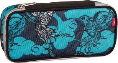 Pencil Case mit Geodreieck - 4YOU -