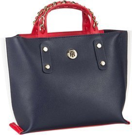 Tommy Chain SM Tote 5462 - Tommy Hilfiger -