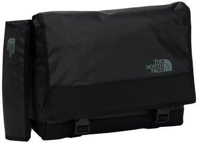 66204ea4b9993 The North Face Base Camp Messenger Bag S+L   Kuriertasche von The ...