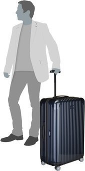Rimowa Salsa Air Multiwheel Trolley 80L - Marineblau