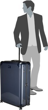 Rimowa Salsa Air Multiwheel Trolley 105L - Marineblau