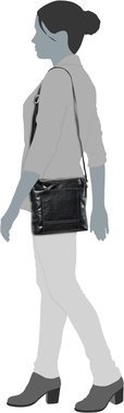 Lugano Shoulder Bag V Medium