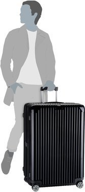 Rimowa Salsa Deluxe 3-Suiter 81 Electronic Tag - Schwarz
