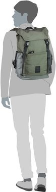 Strellson Swiss Cross Backpack LVZ - Khaki