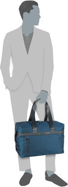 Porsche Design Cargon CP Shopper LHZ - Blue