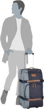 Samsonite Rewind Natural Duffle Wheeled 68 - Rock