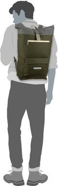 Brooks England Rivington Backpack Loden - Loden Green