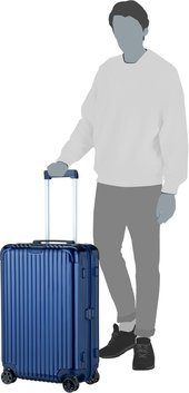 Rimowa Essential Check-In M - Blue Gloss