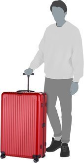 Rimowa Essential Lite Check-In L - Red Gloss