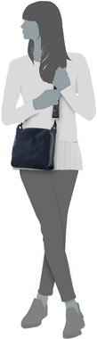 Mandarina Duck Manhattan Small Crossover UAT52 - Dress Blue