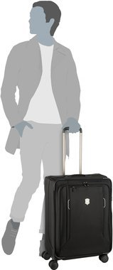 Victorinox Werks Traveler 6 Medium Softside Case - Black